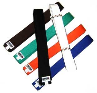 El Cinturon Obi En Ones De Karate Simboliza El Ciclo De Aprendizaje